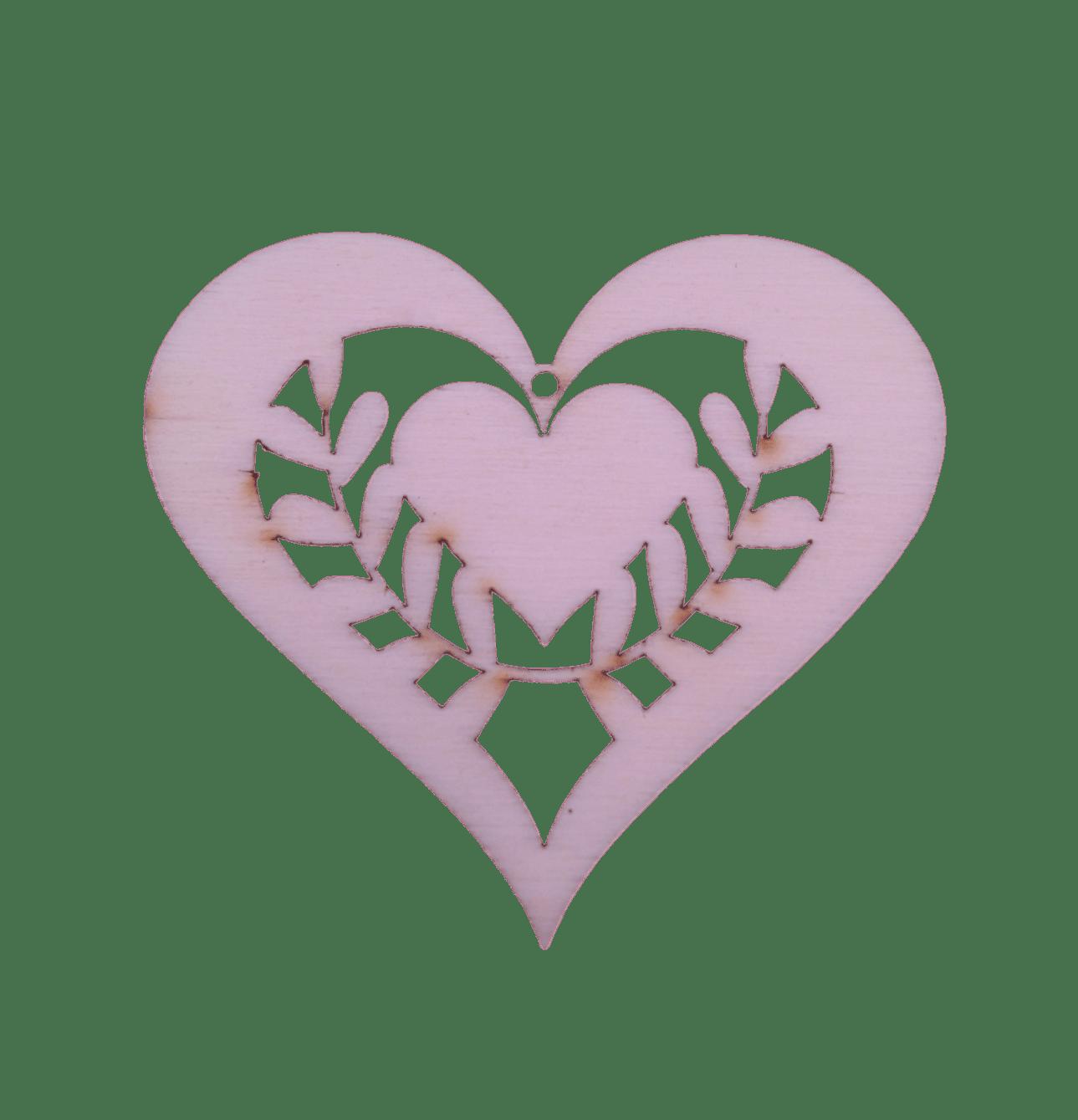 Figura vej in srca
