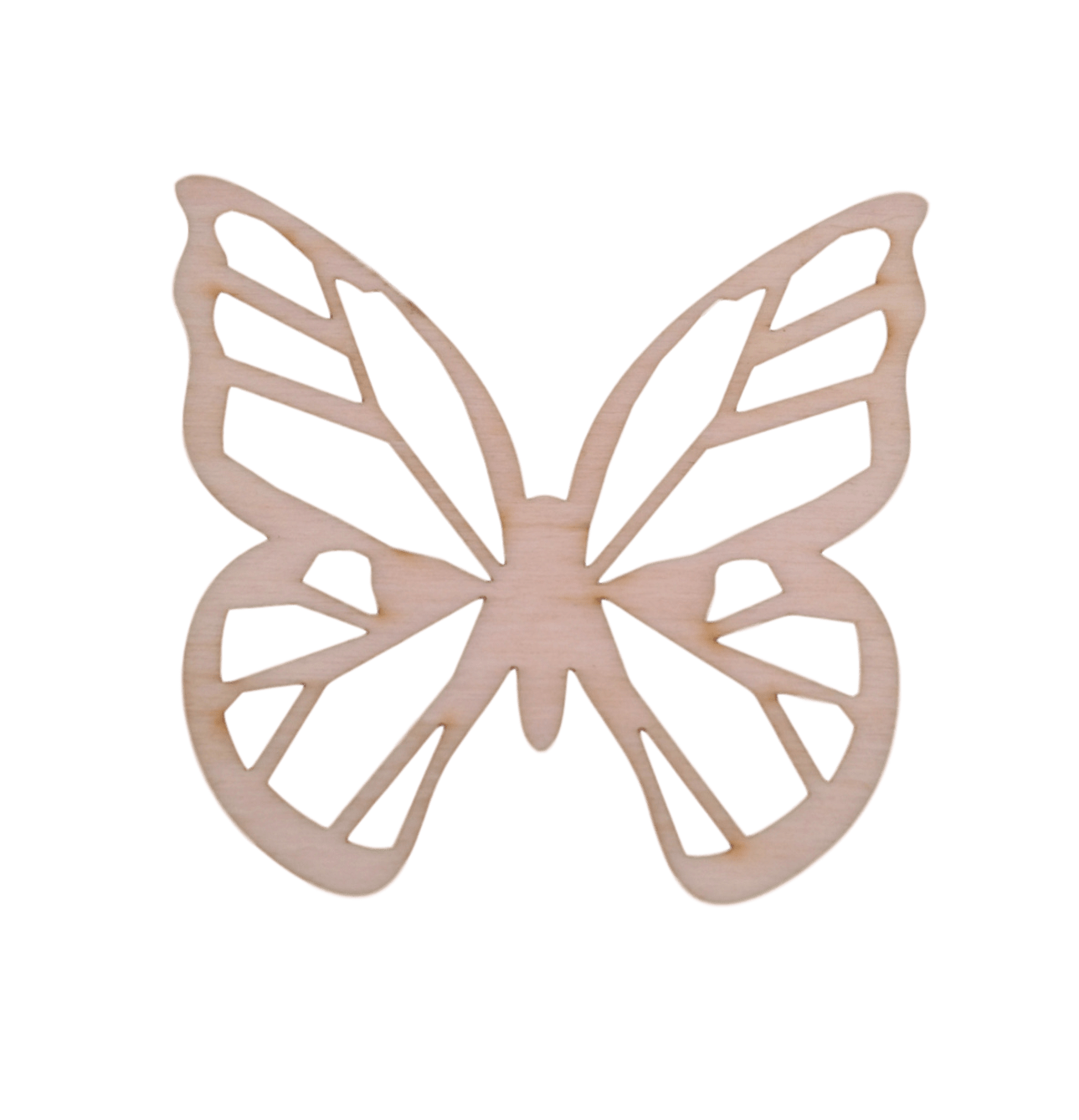 Prikupen lik metulja
