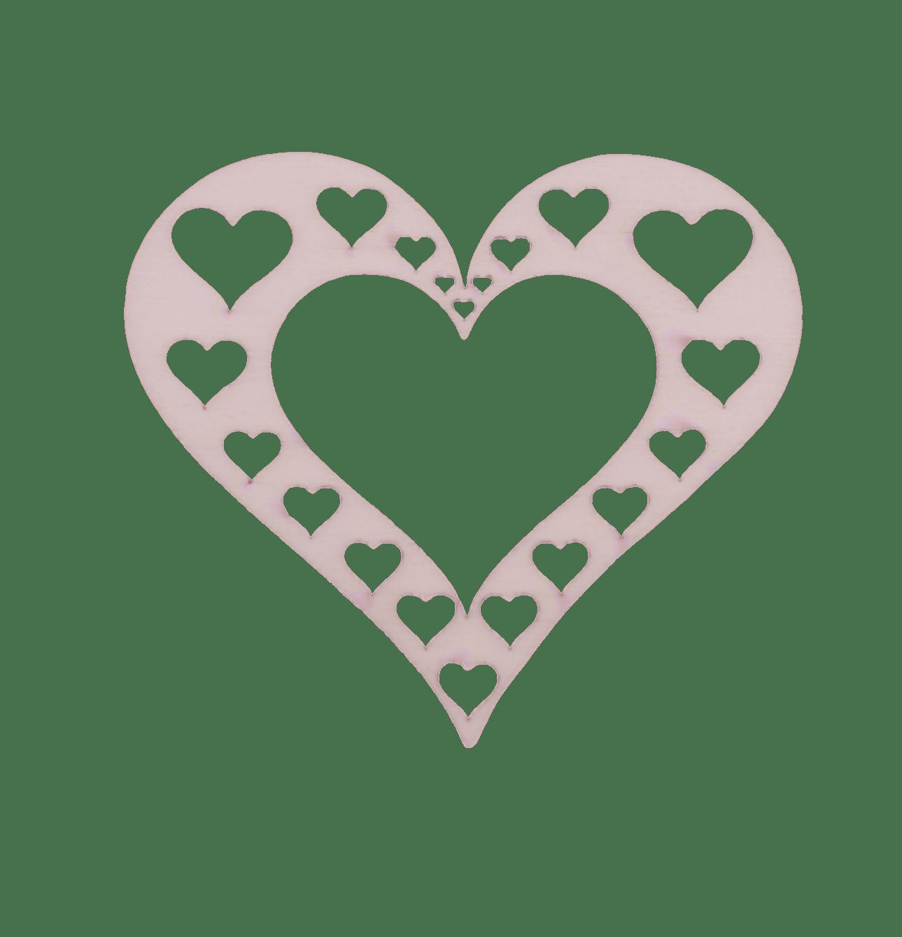 Prikupna figura srca
