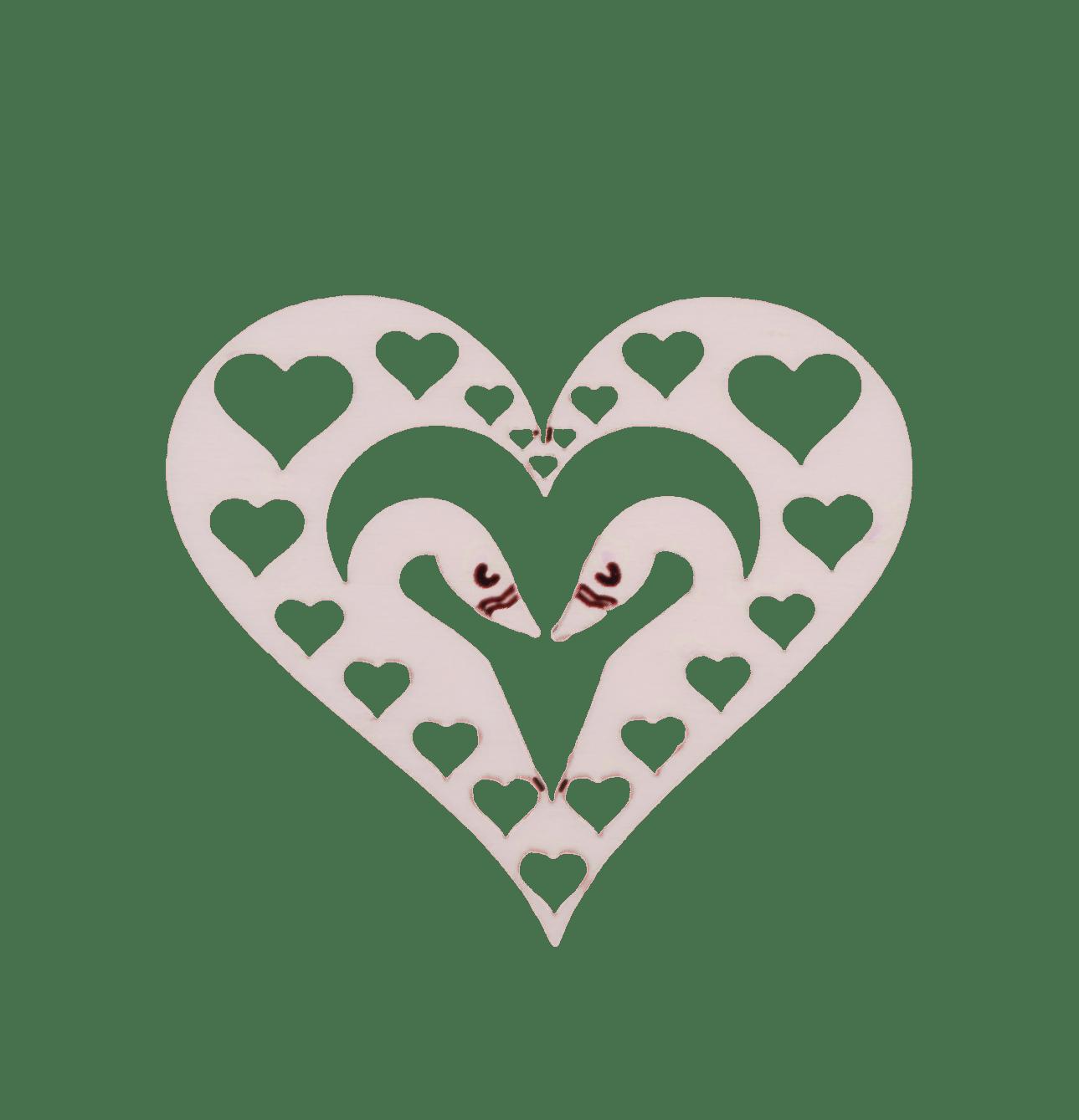 Figura labodov in src